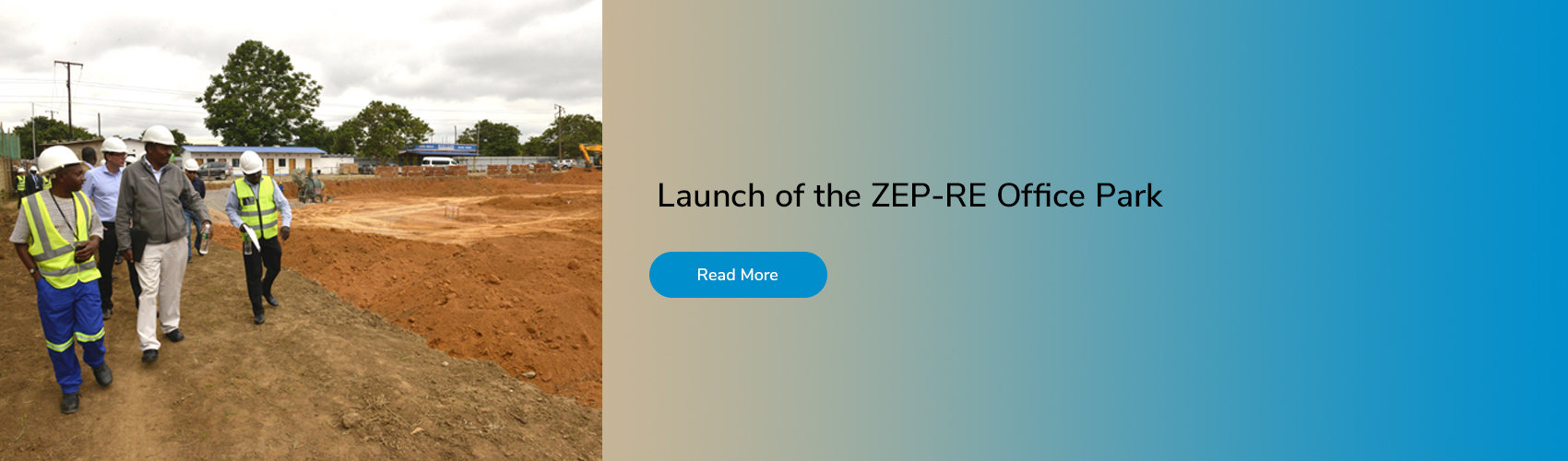 Launch of the ZEP-RE Office Park